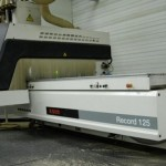 Usinage flight cases sur CNC commande numérique